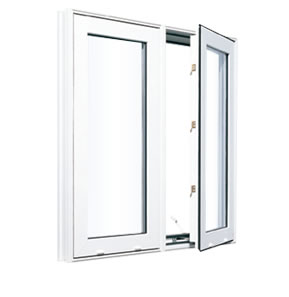 MD&W Casement Windows