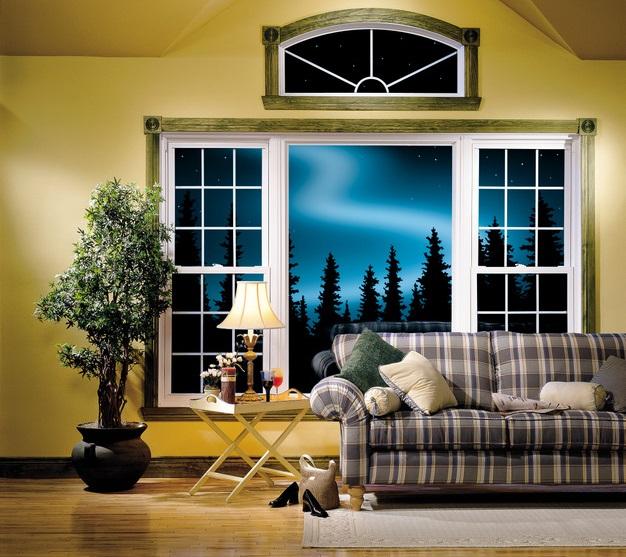Decorative enhancements for windows