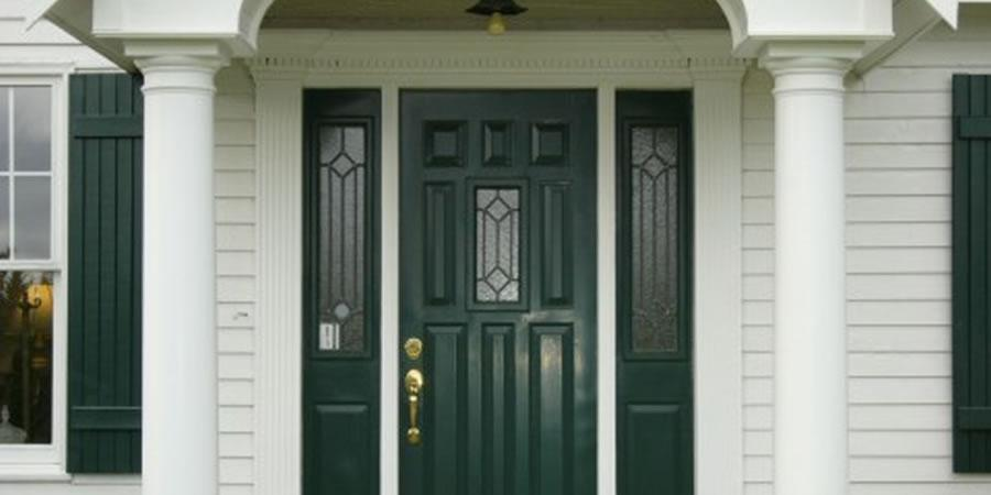 Decorative columns - Maritime Door and Window