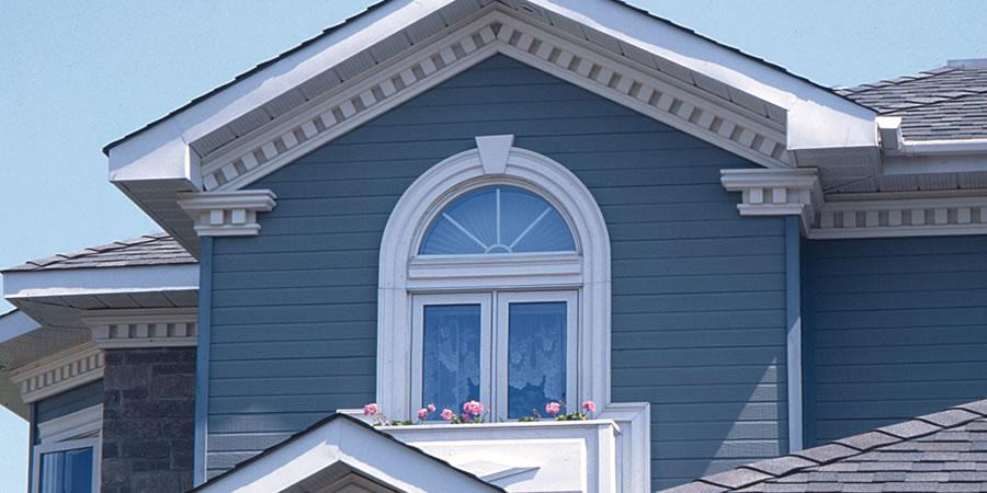 , Exterior Decorative Moldings