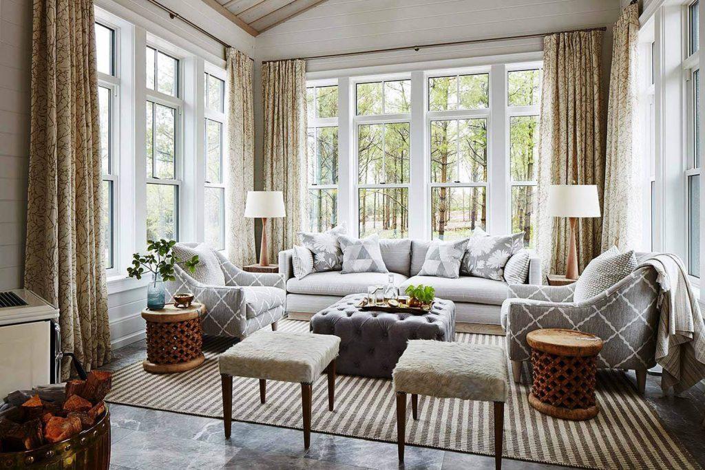 , Interior Views