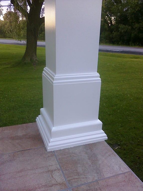 , Decorative Columns